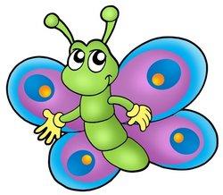 Znalezione obrazy dla zapytania motylek